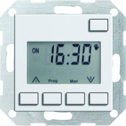 Gira 117503 Zeitschaltuhr Easy System 55, reinweiß