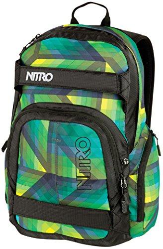 Nitro Snowboards 1121-877470_12 Drifter Sac à Dos 46 x 29 x 15 cm 27 l