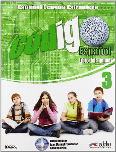 Codigo español. Con espansione online. Per la Scuola media. Con CD-ROM: 3