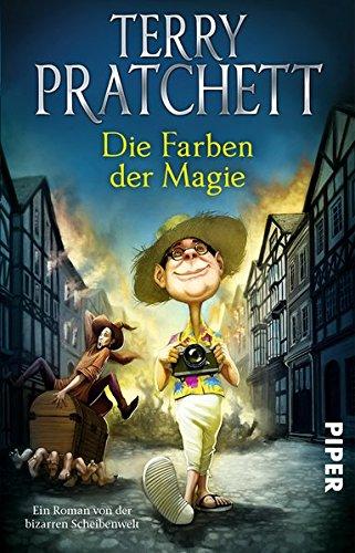 Buchcover Die Farben der Magie: Ein Roman von der bizarren Scheibenwelt (Terry Pratchetts Scheibenwelt)