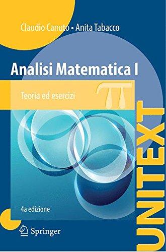 Analisi matematica. Teoria ed esercizi: 1