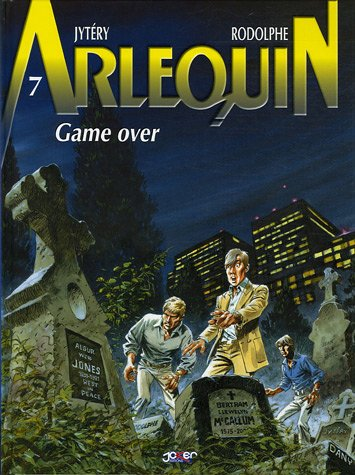 Le Labyrinthe Game Over, tome 7