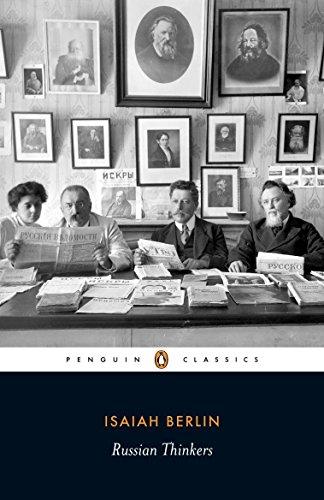 Russian Thinkers (Penguin Classics) por Isaiah Berlin