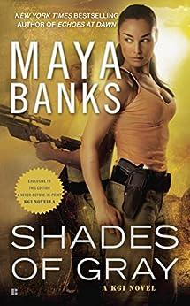 Shades of Gray: A KGI Novel (KGI series) di [Banks, Maya]