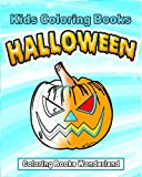 Kids Coloring Books - Halloween: Volume 1
