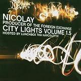 Songtexte von Nicolay - City Lights, Volume 1.5