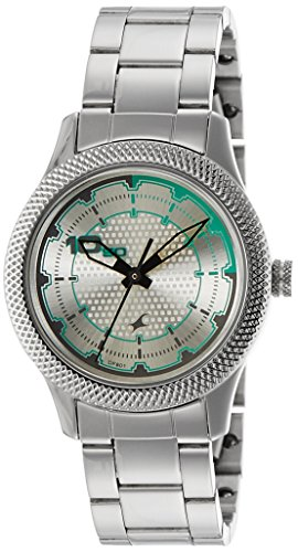 Fastrack Analog Silver Dial Women's Watch-6158SM01 image
