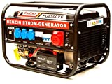 Stromerzeuger FG-8500XE Elektrostart mit 3.0 kW Dauerleistung für Gartenbereich sowie Freizeit- und Campingaktivitten. - 2