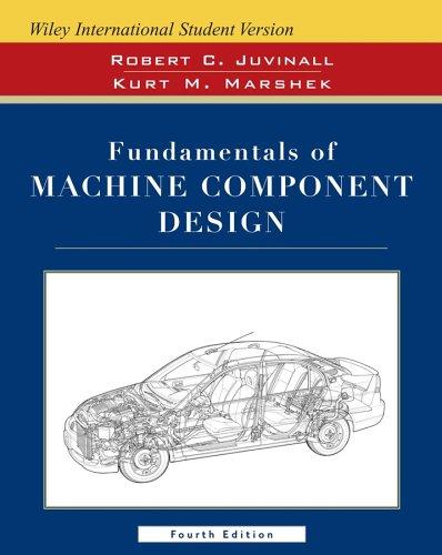 ISV Fundamentals of Machine Component Design
