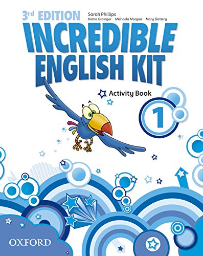 Incredible English Kit 1: Activity Book 3rd Edition (Incredible English Kit Third Edition) - 9780194443630