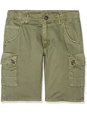 NAME IT Nkmryan Twiabacar Long Shorts Ah, Pantalones Cortos para Niños