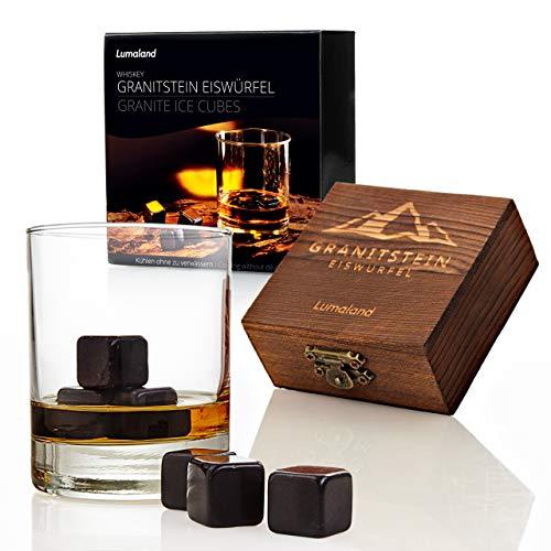 9x Whiskey Steine Whiskeysteine Kühlsteine Speckstein Eiswürfel Natursteine 100% Original Eiswürfelformen