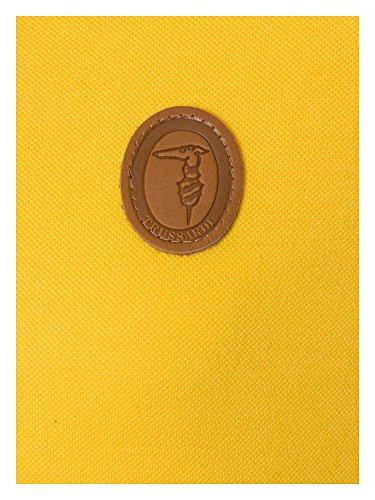TRUSSARDI Herren Poloshirt Gelb