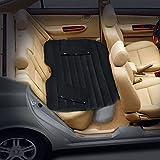 Zoliboy ® DRIVE TRAVEL Car Outdoor Voyage Gonfler Matelas Airbed Seat Air Mattress Retour prolongée Matelas pour CAR SUV (convenant plus de 90% de voitures)