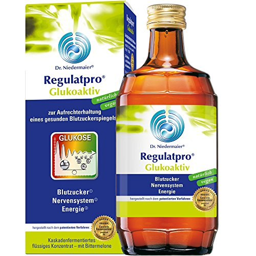 Dr. Niedermaier: RegulatPro® - Glukoaktiv 350ml