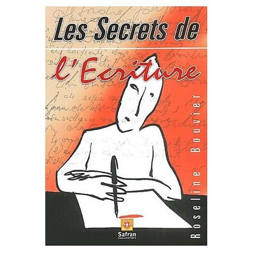 Secrets de l'écriture
