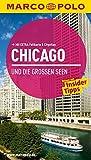 MARCO POLO Reiseführer Chicago und die großen Seen: Reisen mit Insider-Tipps. Mit EXTRA Faltkarte & Reiseatlas