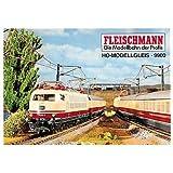 Fleischmann piccolo 9900 - Gleisplanheft HO für Modell-Gleis