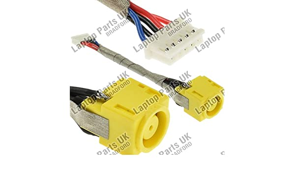 50.4KH01.001 DC Power Jack Cable Socket Connector Wire Harness LENOVO p//n