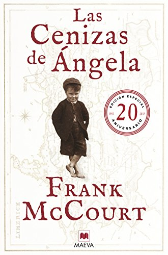 Las cenizas de Ángela 20 Aniversario (Frank McCourt) por Frank McCourt