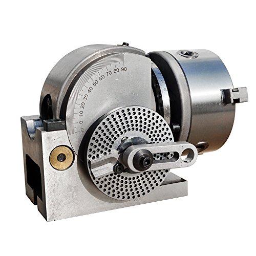 ECO-WORTHY BS-0 Universal zwischen Head Semi Universal Fräser-Set für Fräsmaschine Spindelstock Spindel Mühlenset