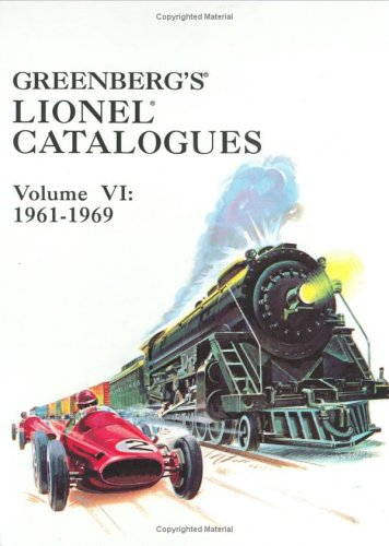 Greenberg's Lionel Catalogues: 1961-1969: 006