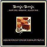 Booja-Booja Organic Around Midnight Espresso Chocolate Truffles, 104g
