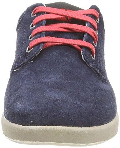 Cat Poe Lo, Unisex-Kinder Sneakers Blau (Navy)