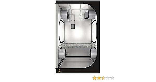 Grow Room Hydroponics Secret Jardin DR 120 Rev 3-1.2m x 1.2m x2m Grow Tent