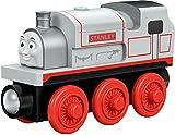 Fisher-Price Mattel DTB93 - Medium Holz-Lokomotive Stanley, Vorschul- Spielwelten
