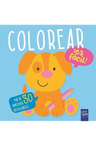 Colorear ¡es fácil