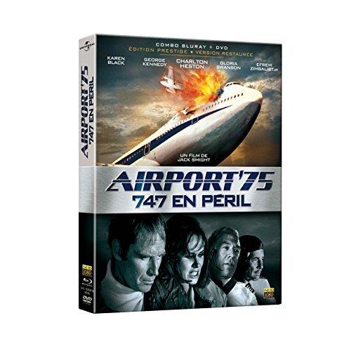 Giganten am Himmel / Airport '75 ( Airport 1975 ) (Blu-Ray & DVD Combo) [ Französische Import ] (Blu-Ray)