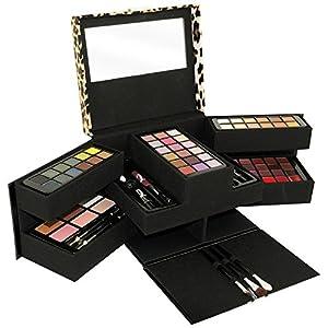Gloss – caja de maquillaje, caja de regalo para mujeres – Funda de maquillaje – Colección de lujo – 87 piezas