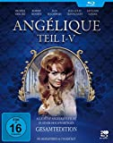 Angélique I-V - Gesamtedition (Alle 5 Filme - HD remastered) (Filmjuwelen) [Alemania] [Blu-ray]