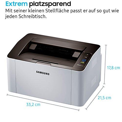 Samsung Xpress SL-M2026/SEE Monolaserdrucker - 4