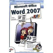 Microsoft Office Word 2007 für Kids