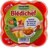 Blédina Cuisinier Pommes De Terre Et Jambon (18 Mois) 260G Tranches - Paquet de 6