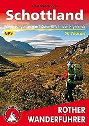 Schottland. Rother Wanderführer