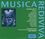 Musica Rediviva - Manfred Gurlitt (Soldaten)