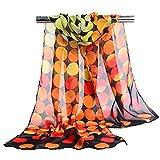 LAAT Foulards Echarpe Foulard Long dame coton candy couleur écharpe châle écharpe femme écharpe coton couleur unie écharpe wrap écharpes de protection solaire Été Fleurs