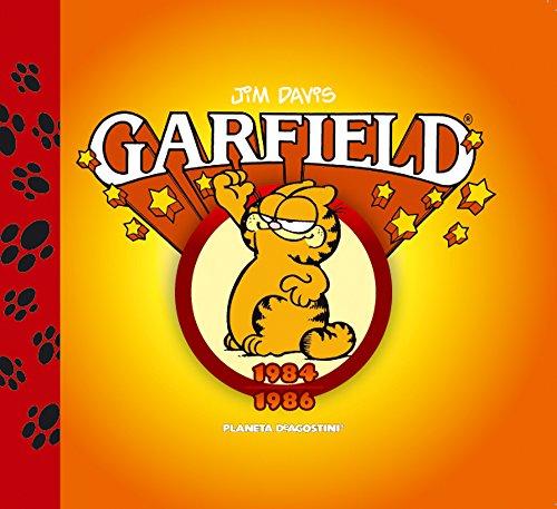 Garfield 1984-1986 nº 04/20 por Jim Davis