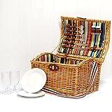 Der 'Newgrove' Picknickkorb Aus Traditioneller...