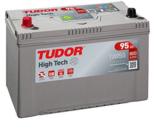 Batteria per auto Tudor HighTech, 95 ah, TA955