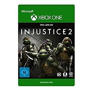 Injustice 2: TMNT DLC | Xbox One – Download Code