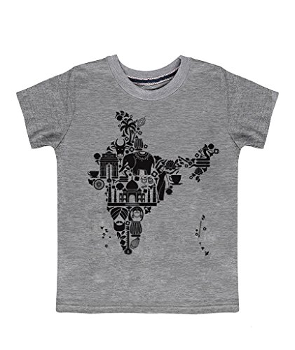 Imagica Printed Boy's Round Neck T-Shirt  available at amazon for Rs.299