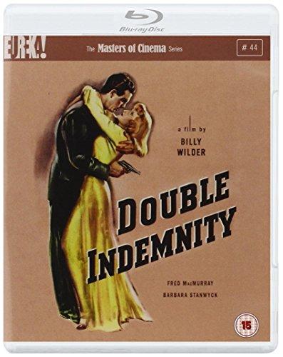 Double Indemnity [Masters of Cinema] (Blu-ray) [Reino Unido] [Blu-ray] 51E0P2zMDRL