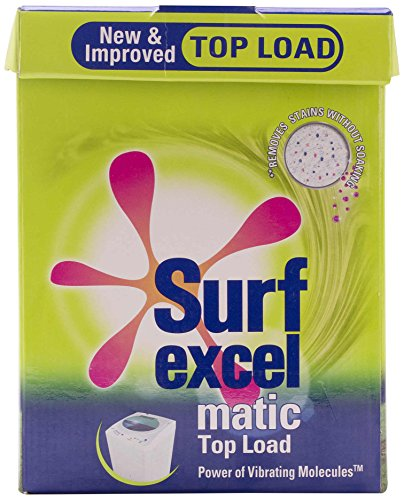 Surf Excel Matic - Top Load, 2kg Carton