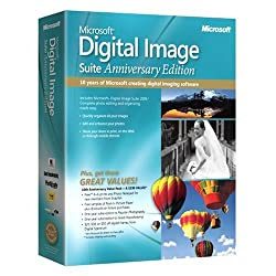 Microsoft Digital Image Suite 2006: Anniversary Edition (Pc)