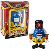 M&M's - Holiday Candy Dispenser von 2011 - Nussknacker - blau - ca. 25 cm