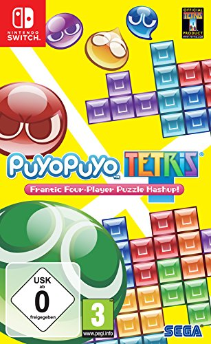 Puyo Puyo Tetris [Importación Alemana]